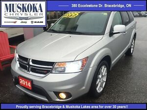 2014 Dodge Journey R/T AWD+ NAV/DVD