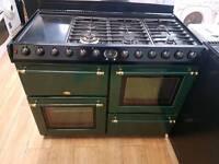 Belling Farmhouse Range Cooker 110cm width. 3 months warranty