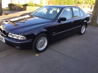 BMW 5 series Just service with new MOT