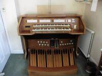 Ahlborn-Galanti 2 - manual and pedals classical digital organ
