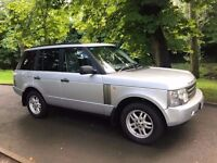 2002 RANGE ROVER VOGUE AUTOMATIC .FULL MOT NO OFFERS STRAIGHT SALE!!!!