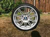 Bmw 19 inch alloys x4