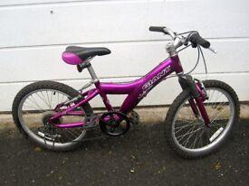Giant MTX 150 Child's Mountain Bike