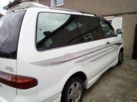 Nissan Largo 8 Seater 1998 Spares or Repair 2.4 Petrol
