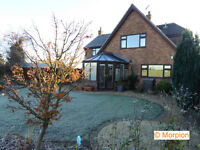 4 Bedroom detached house (non-estate) with 4 reception rooms and 2 bathrooms.