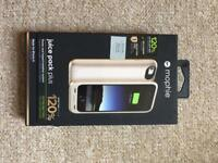 Mophie iPhone 6-6s charging case