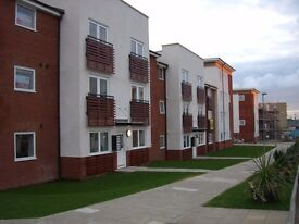 2 Bed fully furnished 2nd Floor flat near Orwell Quay 8min walk to IPSWICH town centre & University