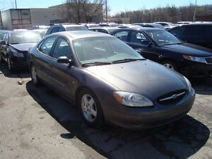 2002 Ford Taurus SEL Premium ~ AS-IS ~