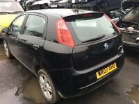 2007 FIAT GRANDE PUNTO DYNAMIC SPORT (MANUAL PETROL)- FOR PARTS ONLY