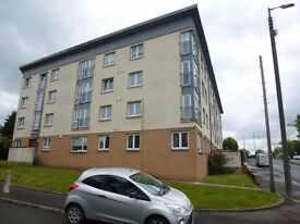 Two Bedroom Partly Furnished Ground Floor Flat on Ashgill Road, Bishopbriggs ( ACT 512)