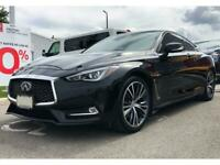 2017 Infiniti Q60 3.0T 3.0t Tech  360 Cam  Blind spot  Adaptive  Markham / York Region Toronto (GTA) Preview