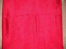 Faux Silk Curtains 44 inches x 90 inches