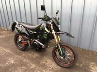 250cc Trail enduro by Pulse