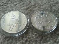 Silver Coins, Russian Ballet