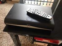 Sky+HD Box 500GB with remote