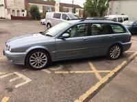 2005 Jaguar x-type s Diesel 11months Mot 82000miles