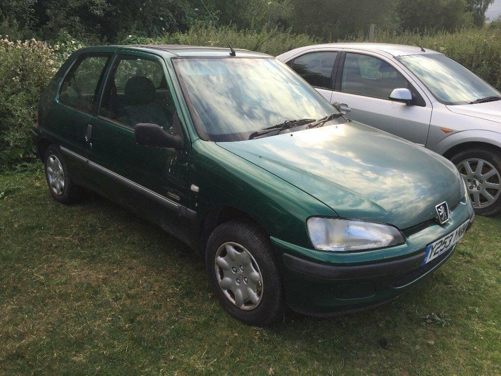 2001 Peugeot 106,MANUAL 1.1 petrol,complete engine,BREAKING,SPARES,GEARBOX,door,bumper,alternator