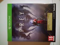 *sealed* Prey for xbox one includes dlc