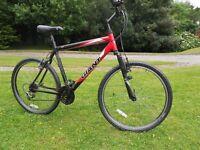 Giant Rock 27 Speed Mountain Bike