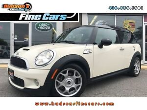 2009 MINI Cooper S Clubman Bluetooth - Carproof Clean - Certifie
