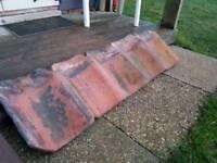 Norfolk pan tiles 10x14
