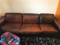 John Lewis Sofa & armchair