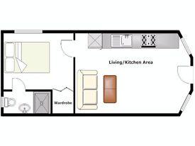 1 Bedroom Ground Floor Flat - Queens Park - Unfurnished - Use of Garden