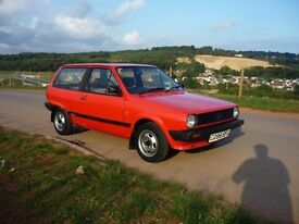 Volkswagen Polo 1 litre C Mk2 Breadvan (1985) Full Service History 27 VW stamps 1 owner from new