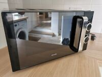 Good as new Breville microwave