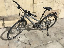 German Female sports bicycle - bike