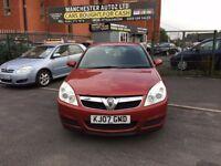 Vauxhall Vectra 1.8 i VVT Life 5dr ONE FORMER KEEPER,2 KEYS,