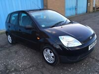 2005 Ford FIESTA 1.2 , mot - September 2017, only 57,000 miles , service history ,corsa,clio,punto