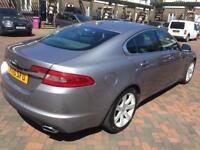 2010 Jaguar XF deluxe, 3.0, 7 speed automatic, long MOT