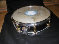 """Unknown brand Piccolo (13"""" x 4"""") snare drum; possibly """"Ludwig"""""""