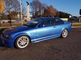 BMW 330ci Clubsport Auto Ltd Edition In Estoril Blue