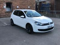 Volkswagen Golf 1.2 SPORT 3DR / WHITE / RS WHEELS / LOW INSURANCE CAR