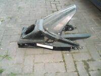 Suzuki Hayabusa Swingarm 2008 onwards £100 ono (pair of wheels and Bridgestone tyres also available)