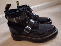 Dr Martens Boots - Brothel Creeper Unisex Size 8-8.5 UK Worn Once