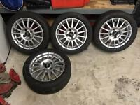 Ford Fiesta st wheels for sale