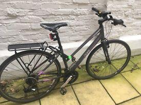 Giant hybrid bike for sale
