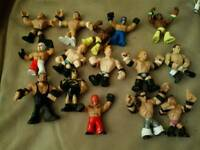Wwe figures and lots there