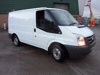 FORD TRANSIT 2.2TDCI SWB 2011 94K. IMMACULATE CONDITION. NO VAT