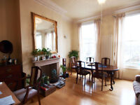 Large 2 bedroom first floor flat in a period conversion located in the Hillmarton Conservation Area