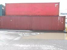 40' Shipping Containers - $2090 incl GST Adelaide Airport West Torrens Area Preview