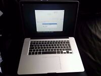 "Macbook Pro 15"" Late 2013 i7 2.0GHz"