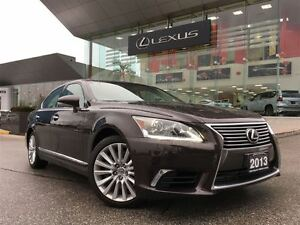 2013 Lexus LS 460 AWD Navi Back Up Cam Leather Sunroof Bluetooth