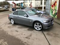 BMW 320 coupe full year MOT