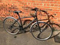 Ammaco cosmopolitan Hybrid Bike. Fully Serviced, Nice lightweight bike. Free Lock, Lights, Drlivery