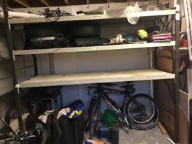 Garage / Industrial Racking & Shelving