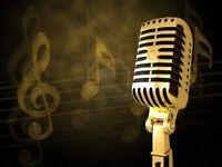 Singer or Singer Songwriter